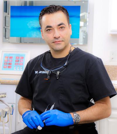 Dr. Kia Afshar