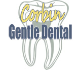 corbin gentle dental small square logo
